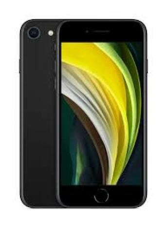 Telefon mobil Apple IPHONE SE 2 2020 256GB Black Cod: MXVT2__/A